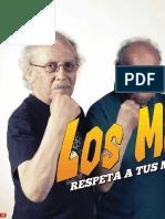 Los Mac's - Entrevista Rockaxis