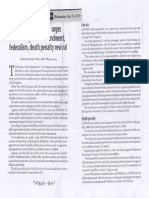 Business Mirror, May 22, 2019, House opposition leader urges Senate to reject PSA amendment federakism, death penalty revival.pdf