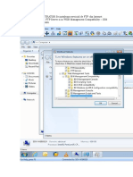 FTP install on Windows 7 for network scanning