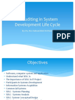 IT Auditing in SDLC Part I