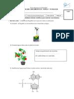 Evaluacion II Bimetre 4TO