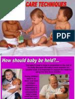 04 Infant Care Techniques