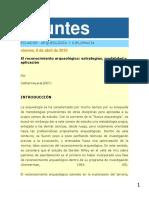 Lectura III Reconocimiento Arqueologico Estrategias y Modalidad y Aplicacion (1)