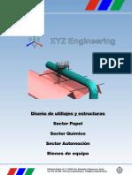 XYZ Catalogo Estructuras y Utillajes