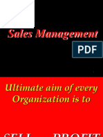 282575281 Sales Mangement Ppt