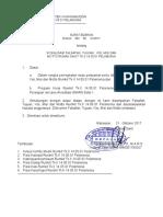 4. Surat Edaran Sosialisasi Visi Dan Misi RS Pelamonia