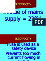 basic of electricity