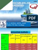 Peran Direktur Rs Dalam Proses Survei Akreditasi(1)