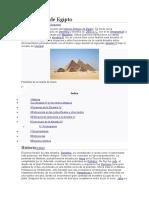 Dinastía IV de Egipto