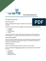 6 English Study Guide1