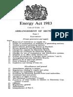Energy Act Scotland