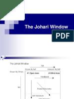The Johari Window Ppt (1)