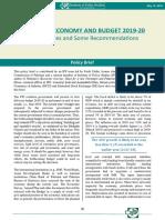 [IPS Brief] State of Pakistan Economy