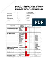 Clinical Pathway Ket Rs Citama