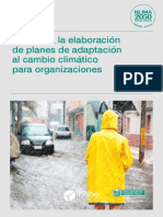 Guia Elaboracion Planes Adaptacion Cambio Climatico