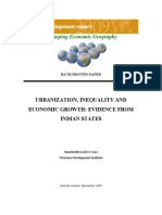 Urbanization and Income Distribution
