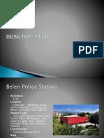 Desktop Study