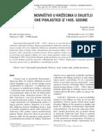 Balog-Vojak - Gradsko stanovništvo u Križevcima u svjetlu Sigismundove povlastice.pdf