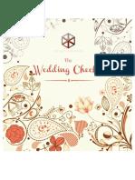 Njab Wedding Checklist