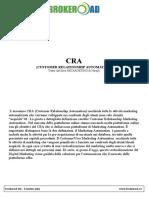 CRA CustomerRelationshipAutomation