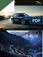 Jaguar F PACE Brochure 1X7611910000BINEN01P Tcm635 642423