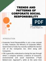 CSR PPT MBA