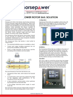 Norsepower Rotor Sail Solution Brochure 2018-10-30