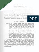 Antonio Rodriguez Carmona, La Muerte de Moises Segun El Targum Dt 34,5