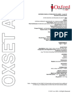 OXSET A2 - Grammar and Structures
