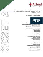 OXSET A2  - Topics.pdf