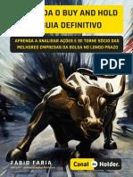 Aprenda o Buy and Hold Fabio Faria CNPI 1711.01