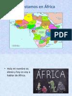 Ya Estamos en Africa