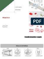 Condicionantes Legais_Arquitetura e Urbanismo