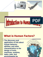9.Human Factors