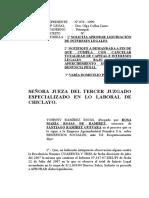 APROBACIÓN LABORAL