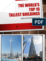 Worlds Top 10 Tallest Buildings