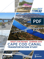 Executive summary of the Cape Cod Canal Transportation Study