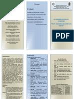 Seminário Rda Das Dores - Folder