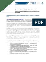 NdP - DeFC 2019, Adhiere a Tu Centro a La Iniciativa