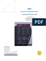 Cominucations Guide GE 489