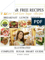 72 SUGAR FREE RECIPES Low Carb Low Sugar Recipes.pdf