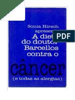 DocGo.net-A Dieta Do Doutor Barcellos Contra o Cancer Sonia Hirsch