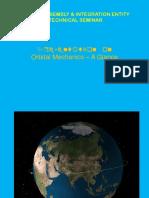 Orbital Mechanics - Mod