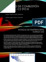 Motores de Combustión Interna - C2 5to B
