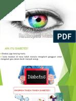 Retinopati Diabetik Dan Hipertensi Penyuluhan