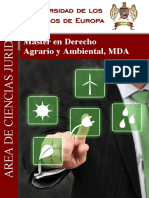 Infomaster Derecho Agrario Ambiental