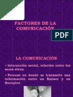 ppt factores de la comunicación