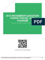 ID7374e6857-2012 november question paper travel and tourism