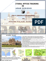 Case Study Mysore Palace