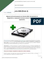 Manual de Victoria HDD [Parte 3].- Diagnóstico y reparación. _ Ⓚⓞⓒⓗⓘⓢⓔ ۞.pdf